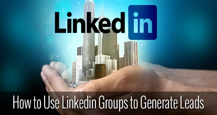 3 Ways to Generate Leads With LinkedIn Groups