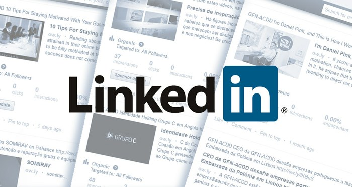 Está a tirar proveito do LinkedIn?