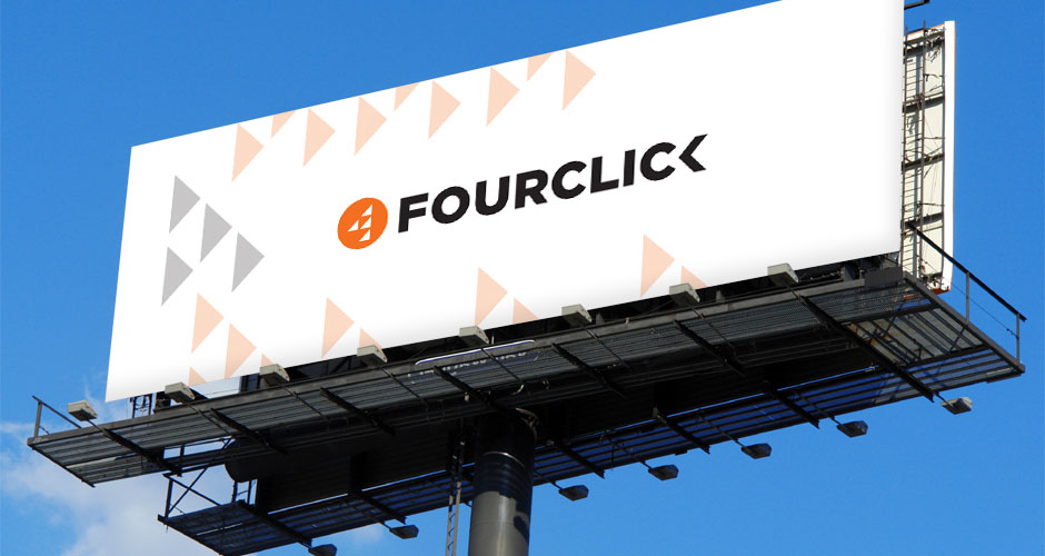 Outdoor Advertising Hoarding Billboard Mockup PSD 1